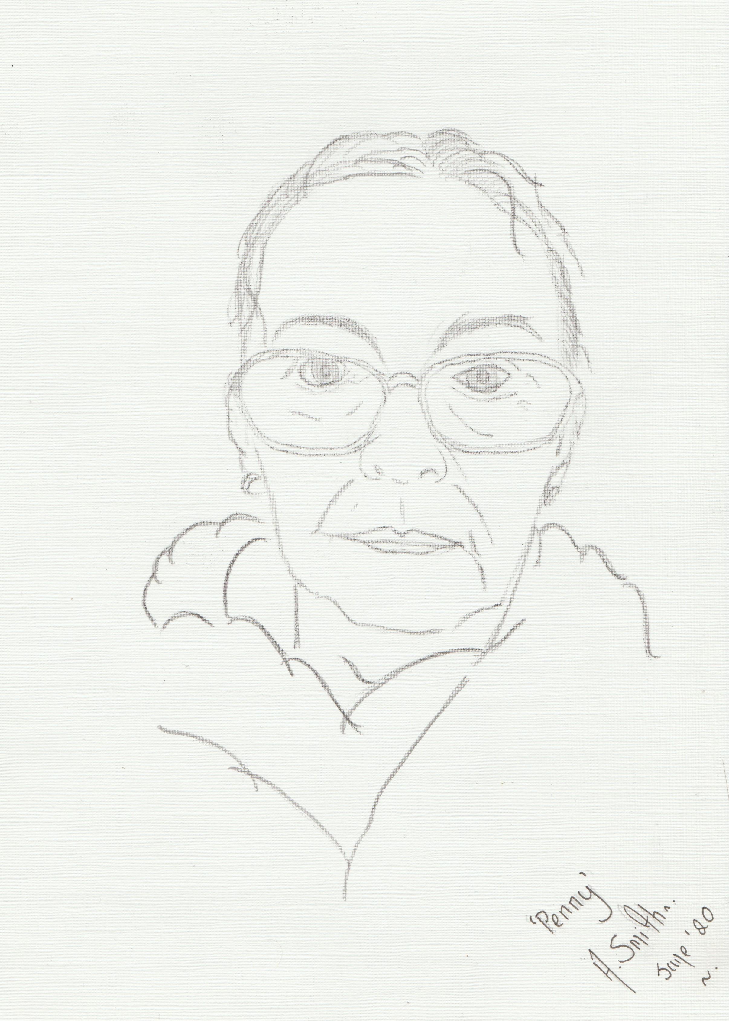 Aly Smith - Portrait of penny